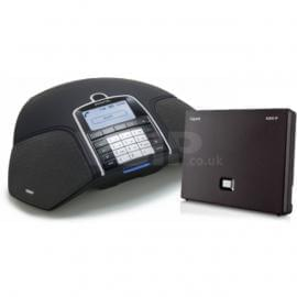 Konftel 300Wx with a Gigaset N300IP DECT Base Station